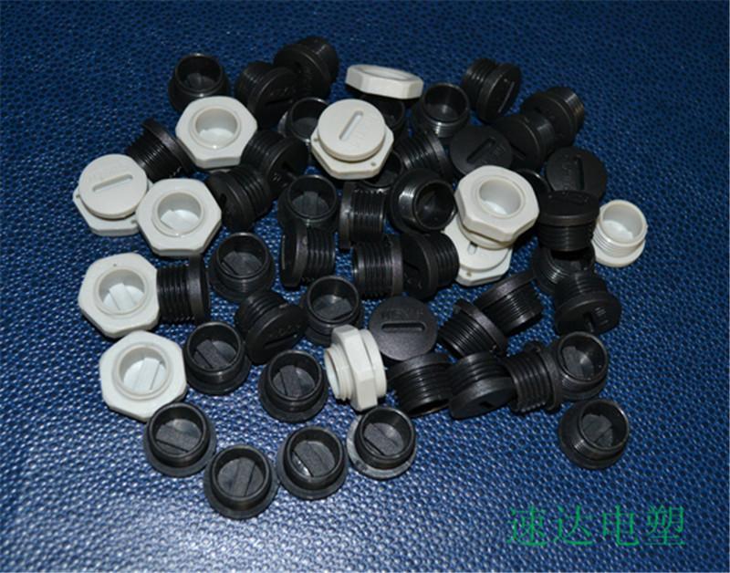 塑胶螺牙模结构图片